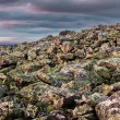 Stock Photo: Granite rock mountain in Lapland