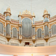 Organ of Helsinki Cathedral — Stock Photo