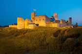 Medieval fortress in Rakvere, Estonia. — Stock Photo