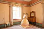 Palmse manor interior in Estonia — Stock Photo