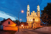 St Peter and St Paul's church in Vilnius, Lithuania — Stock Photo