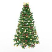 Christmas atmosphere — Stock Photo