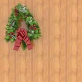 Christmas atmosphere backgroung — Stock Photo