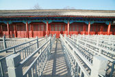 The Forbidden City in Beijing China. — Stock Photo