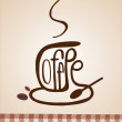 Time for coffee — Stock Vector