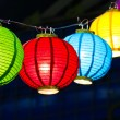 Chinese lanterns — Stock Photo