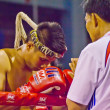 Amateur Pro-Am Muaythai World Championships At the Nimibutr National Stadium Phathumwan Bangkok Thailand 13-22 March 2013 — Stock Photo