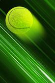 Tennis background design — Stock Photo