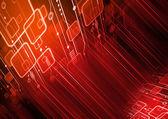 Technology Background Design — Stock Photo