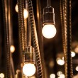Lighting decor — Stock Photo