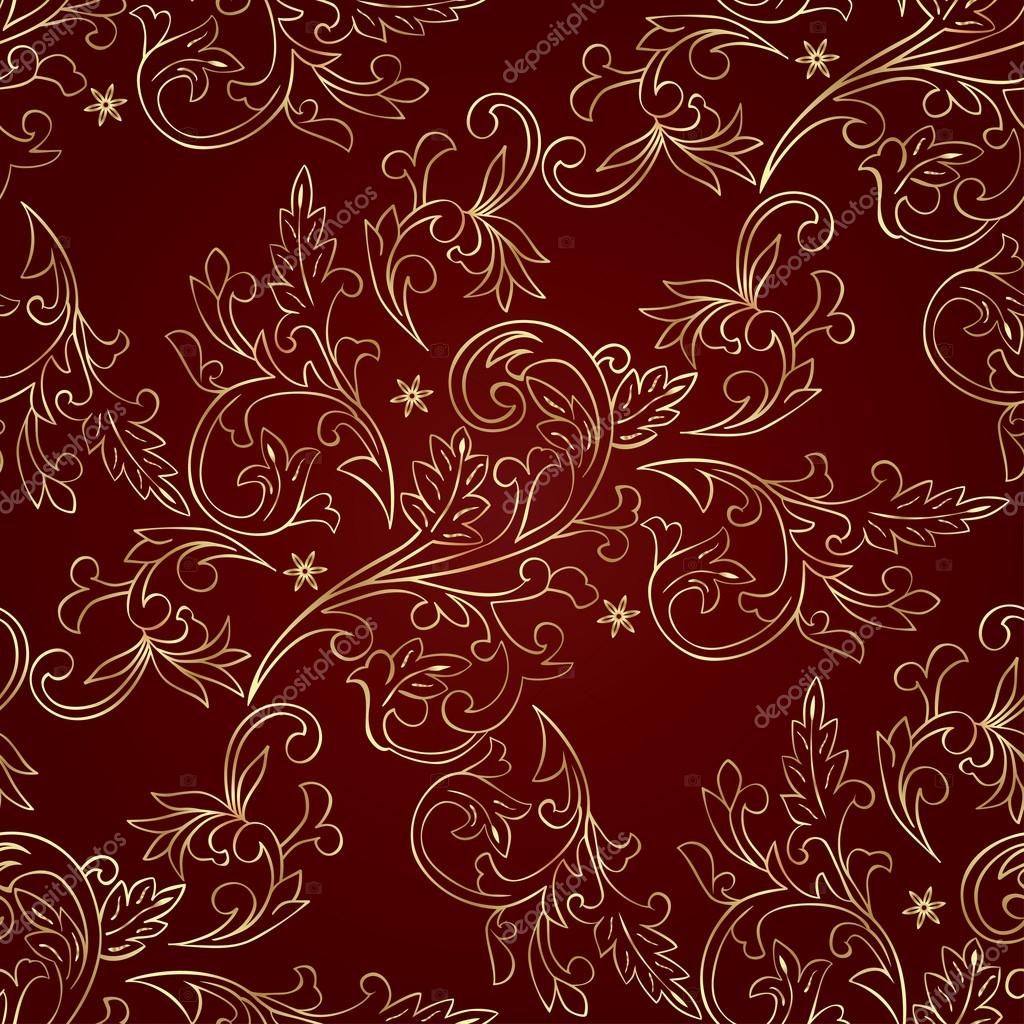 download textures gold floral - photo #24