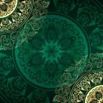 Vintage floral background — Stock Vector #22362951