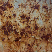Old paint rusty surface background — Stock Photo