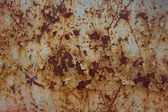 Old paint rusty surface background — Stockfoto