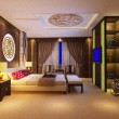 3d bedroom rendering — Stock Photo #19282981