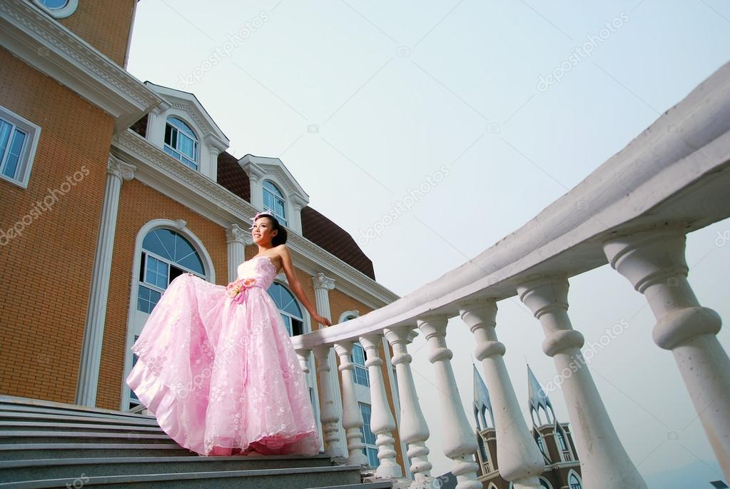A series of wedding pictures — Stock Photo #19297545
