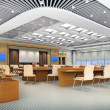 3d meeting room — Stock Photo #19356977