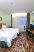 Hotel rooms — Stock Photo