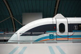 Shanghai maglev train — Stock Photo