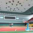 Stock Photo: 3d indoor gymnasium