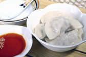 China delicious food chinese dumpling — Stock Photo