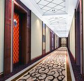 3d corridor — Stock Photo