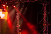 Stage lights — Foto Stock