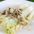 Delicious Chinese cabbage — Foto de stock #21490535