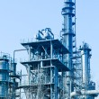 Part of refinery complex — Stock Photo