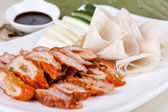 Duck meat — Stock Photo