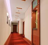 3d corridor — ストック写真