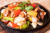 Chinese delicious food — Stock Photo