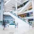 Busy shopping mall — Stock Photo #31464261