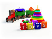 Baby toys — Φωτογραφία Αρχείου