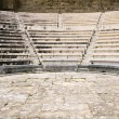 Stock Photo: Ancient theater (Hellenic Odeon) at Rhodes island, Greece