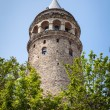 Stock Photo: Galattower , Istanbul, Turkey