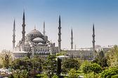 σουλτάν αχμέτ τζαμί — Φωτογραφία Αρχείου