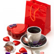 Valentine's Day composition — Stock Photo #19970997
