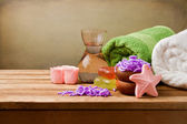 Spa still life setting — Stock Photo