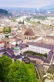 Salzburg city view — Stock Photo