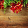 Christmas holiday background  — Stockfoto