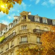 Building in Paris — Foto Stock