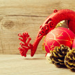 Christmas decoration — Stock Photo #35577947