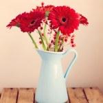 Gerbera daisy flower bouquet — Stock Photo #38230435