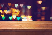 Aftelkalender voor Valentijnsdag achtergrond — Stockfoto