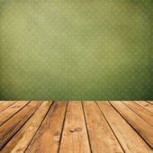 Vintage wooden planks — Stock Photo