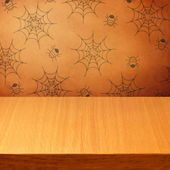 Halloween holiday background — Foto Stock