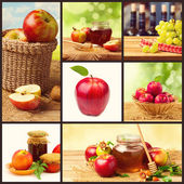 Jewish New Year Holiday Rosh Hashana — Stock Photo