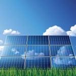 Solar panel — Stock Vector #21502403