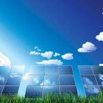 Solar panel — Stock Vector #21503577